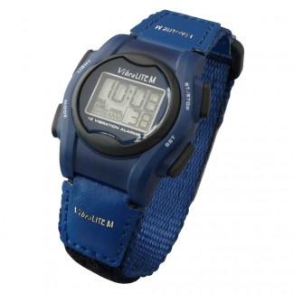 VibraLITE MINI Vibrating Watch with Blue Band