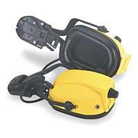 Bilsom Impact 708 Electronic Helmet Mount Earmuff