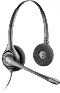 Plantronics H261N SupraPlus Binaural Noise-Canceling Headset