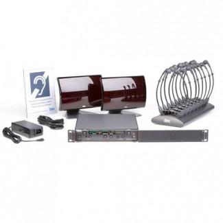 Listen LS-82 Advanced Installed Stationary IR System Gray