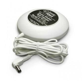 Sonic Alert Super Shaker SASS12VW Bed Vibrator