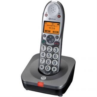 Amplicom PowerTel 500 Amplified Cordless Phone DECT 6.0