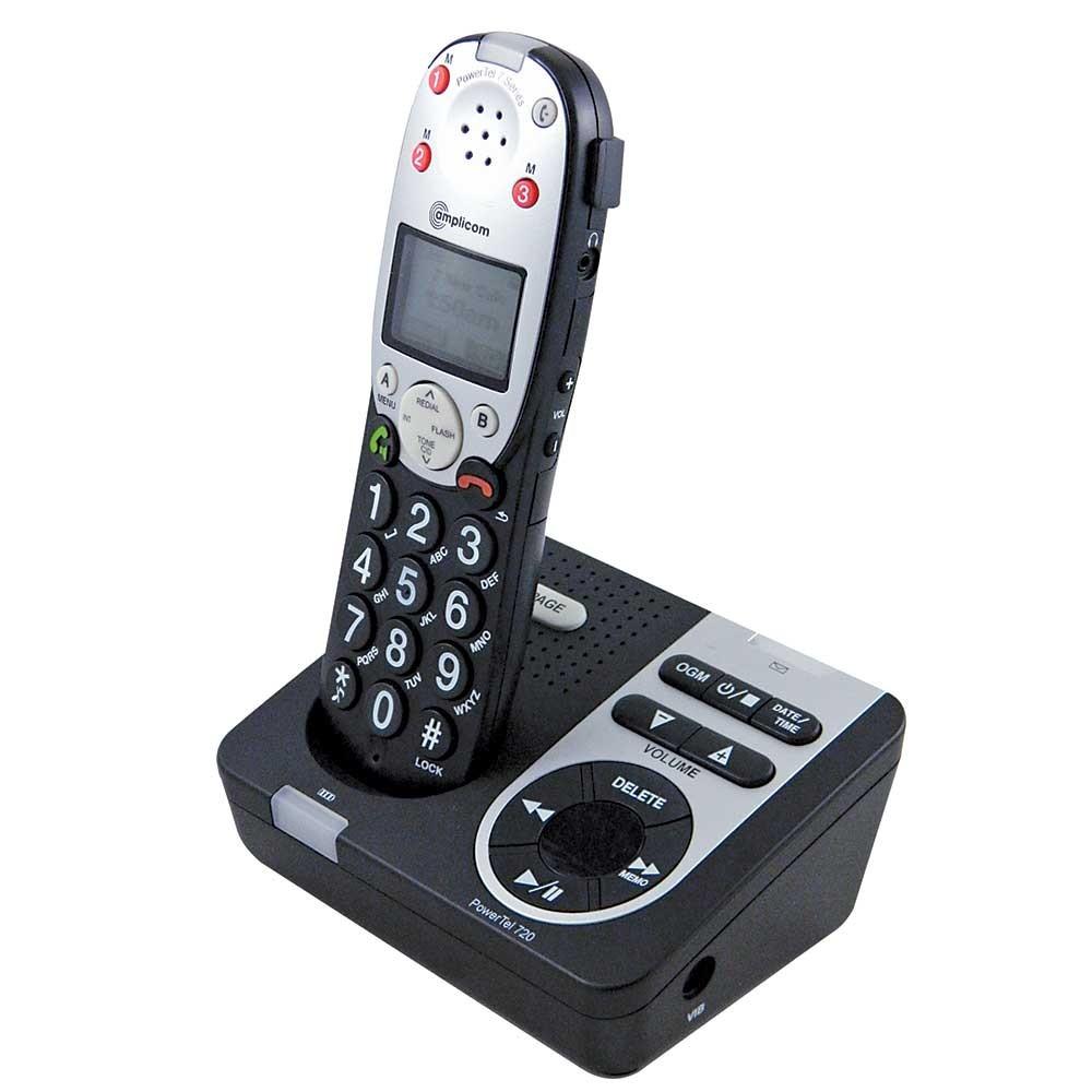 phone w answering machine