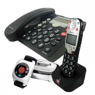 Amplicom PowerTel 785 Responder Amplified Corded Phone Combo