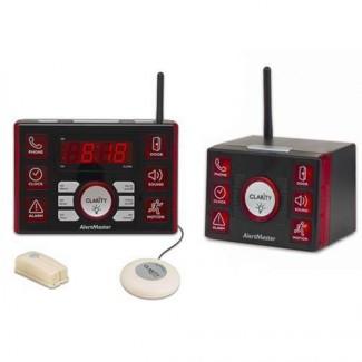 Clarity AlertMaster AL10 and AL12 Combo Visual Alert System