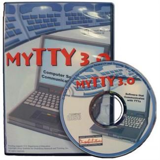 myTTY 3.0 TTY Software