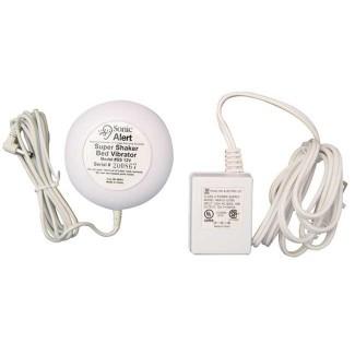Sonic Alert SS120V Super Shaker Bed Vibrator Standard Electric Outlet