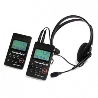 Digi-WAVE Digital Listening System Kit 2 Two-Way Communication