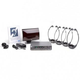 Listen LS-80 Basic Stationary IR System Gray
