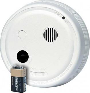 Gentex 9120F Hard Wired Smoke Alarm