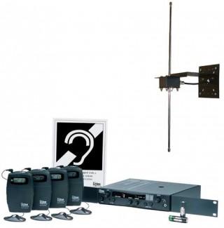 Listen Technologies Performance FM 216MHz System