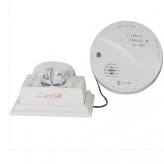 Silent call CO2-L Carbon Monoxide Detector W/ Strobe
