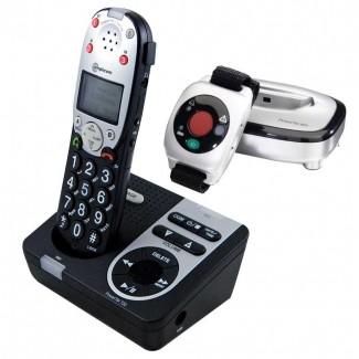 Amplicom PowerTel 725 Reliant+ Amplified Cordless Phone Combo