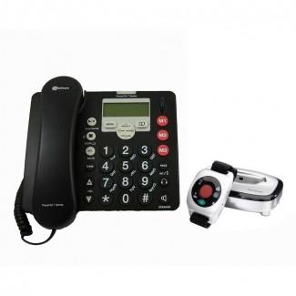 Amplicom PowerTel 765 Responder Amplified Phone Combo