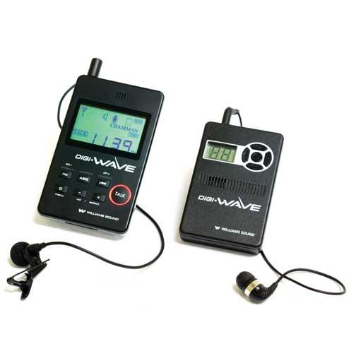 Digi Wave Digital Listening System Kit 1 One Way