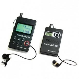 Digi-WAVE Digital Listening System Kit 1 One-Way Communication