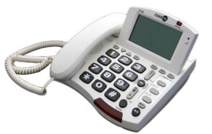 Fanstel ST50 Amplified Phone w/ Speakerphone & Large Display Caller ID